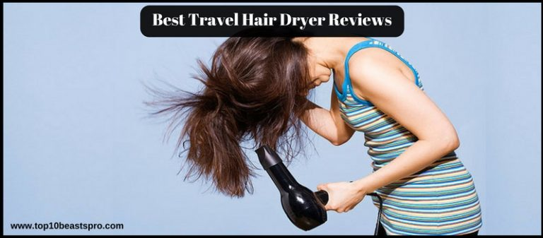 Top 10 Best Travel Hair Dryer Reviews From Amazon : (Updated 2019 )