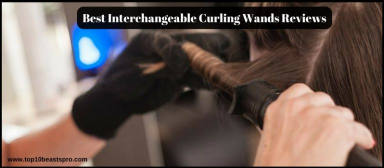 Best 7 Interchangeable Curling Wands Reviews:(From Amazon)-2020