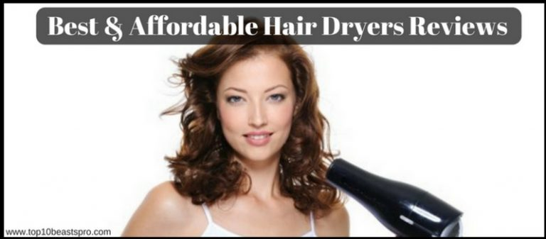 5 Best Hair Dryers Reviews for Curly Hair From Amazon :(Updated 2019 )