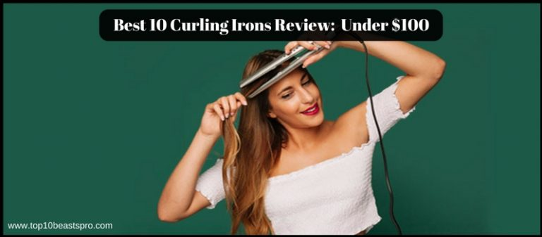 10 Fantastic Budget-Friendly Curling Irons: All under $100